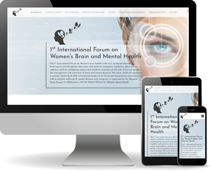 1st International Forum on Women's Brain and Mental Health